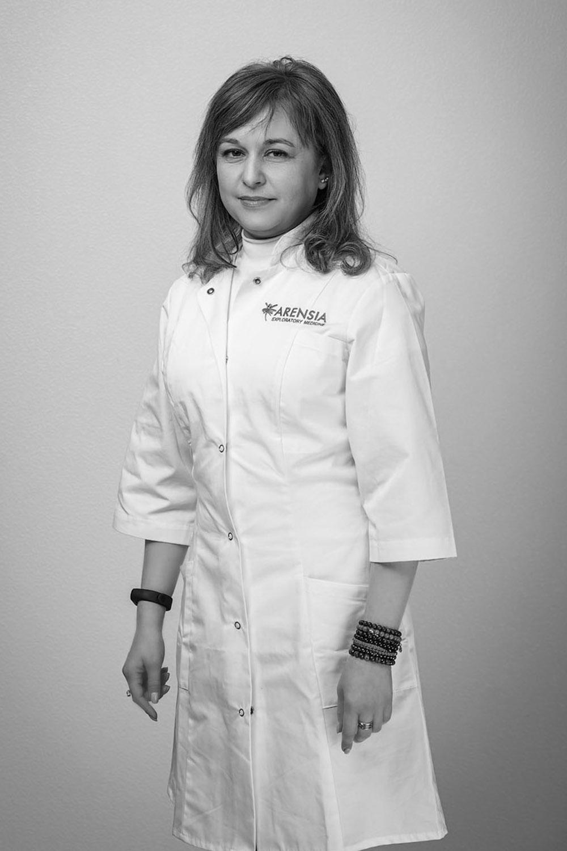 Юлія Муханова